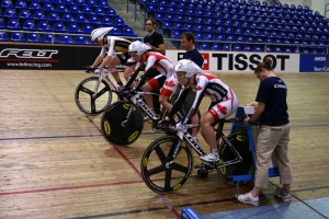 DrVie-LA-Team-Pursuit--training-Los Angeles 2011