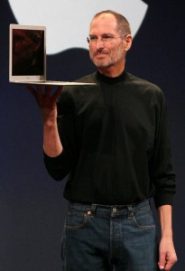 Steve Jobs dies of cancer at 56