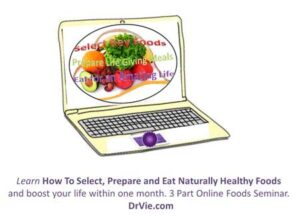 Food Choices For A Healthy Life