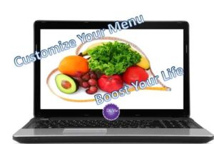 Customize Your Healthy Food Plan