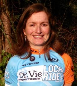 Sandra Walter Dr. Vie athlete 2012