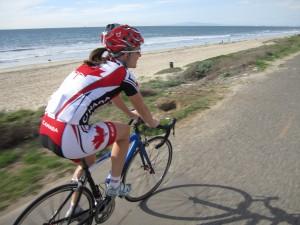 DrVie-Laura-Brown-training-LA-Team-Pursuit