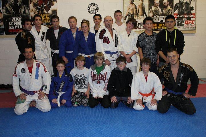 Matt Baker Dr Vie Jiu Jitsu BC