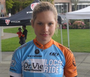 Dr. Vie Local Ride Jasmin RaboSter Eilanden Cycling report 2011