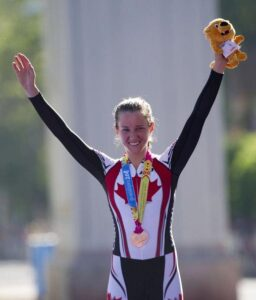 Dr Vie Laura Brown Bronze Pan American Time Trial Cycling Champsionships 2011