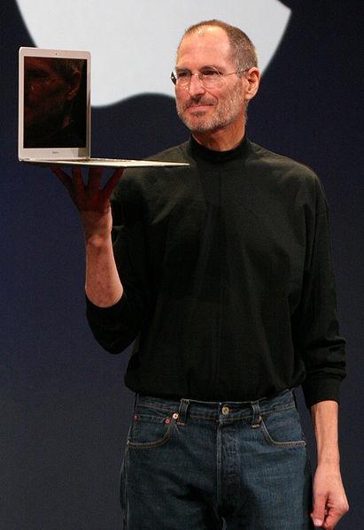 Steve Jobs dies of cancer at 56