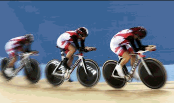 Dr. Vie Team Pursuit Olympic qualifications 2012 reprinted with permission