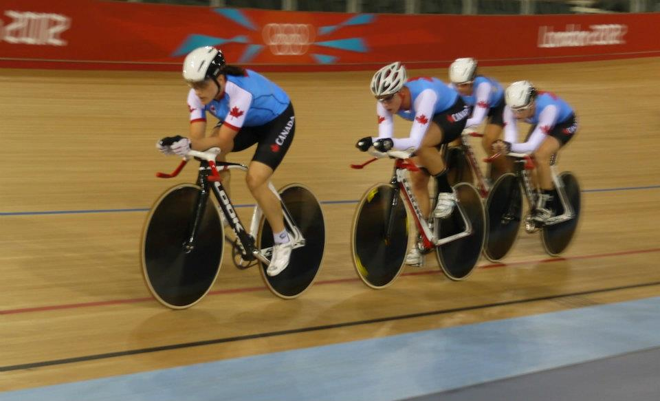 Dr Vie London Olympics 2012 Team Pursuit