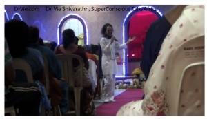 Dr. Vie-SuperConscious-talk-Shivarathri-night Africa