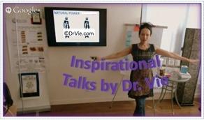 Dr. Vie Inspirational Talk Motivating Women