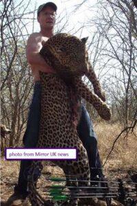 Cecil the lion, Walter-Palmer-kills-Cecil-to-prove-manhood