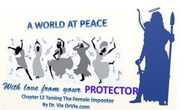 A world at peace, chapter 12 taming the Female Impostor