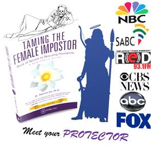 Unleash Your Female Protector to Tame The Impostor and Restore PEACE on Earth.