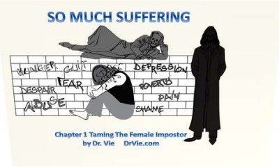 Inner war and suffering Ch. 1 Taming The Female Impostor