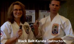 Karate teachers eat Dr. Vie Superfoods