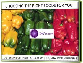 Choosing The Right Foods For You