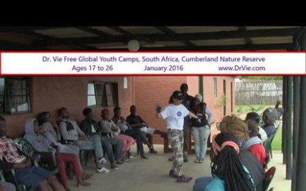Dr.Vie Youth Workshops 2016 Africa