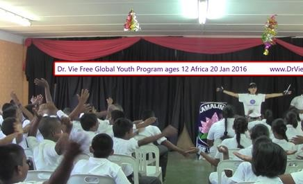 Positive Power of Youth spreading