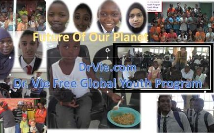Today's Youth in Dr. Vie Free Global Youth Program