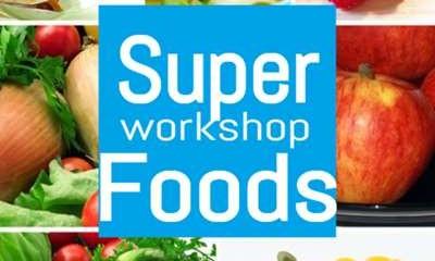 Dr. Vie SuperFoods Workshops