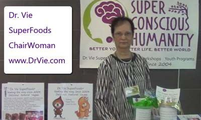 Dr. Vie SuperFoods with Mother Vie