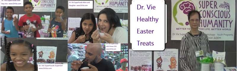 Dr. Vie Healthy Easter Treats