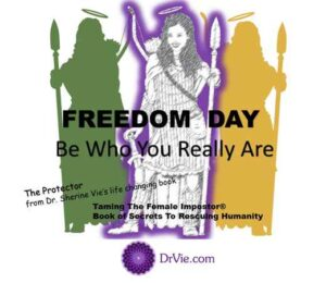 Freedom Day by Dr. Vie How Free Are You?