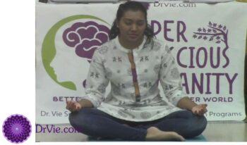 World Yoga Day for Super Consciousness with Dr. Vie
