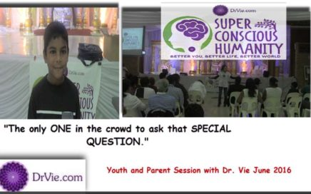 Youth Day one child asks a powerful question