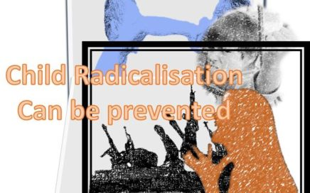 Child radicalisation can be prevented