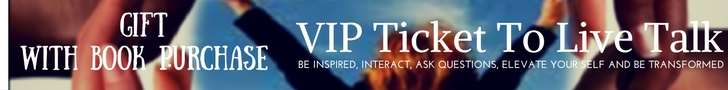VIP ticket to Dr. Vie live talk when you buy Taming The Female Impostor
