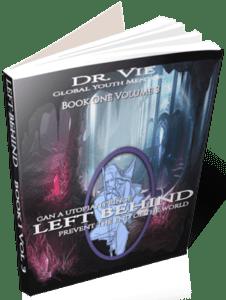 Adventure fantasy action mystery utopia book series 3