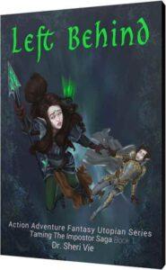 action adventure fantasy Utopian series Book 1 Dr. Vie
