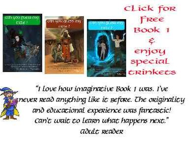Fantasy adventure book series for the whole family free book 1