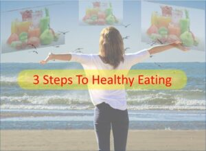 3 steps to healthy eating thanks