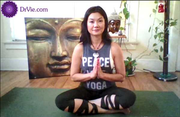Inner peace to world peace with Dr. Vie