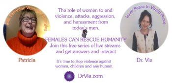 Stop domestic violence attacks harassment webinar with Dr Vie