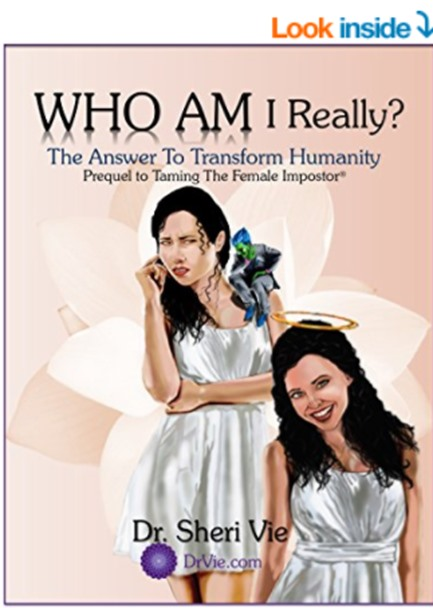Who Am I Really? Prequel Amazon EBook