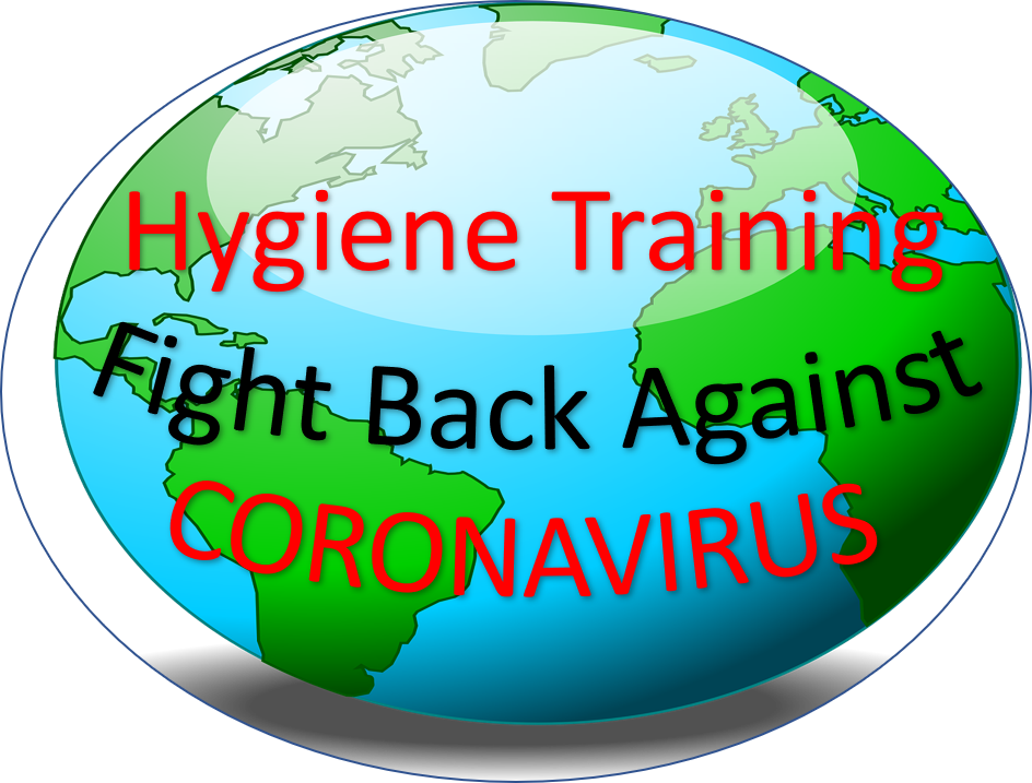 Hygiene tips how to fight prevent protect against coronavirus free training online