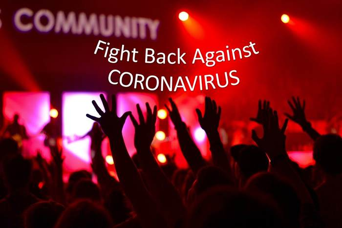 prevent the spread of coronavirus with hygiene training